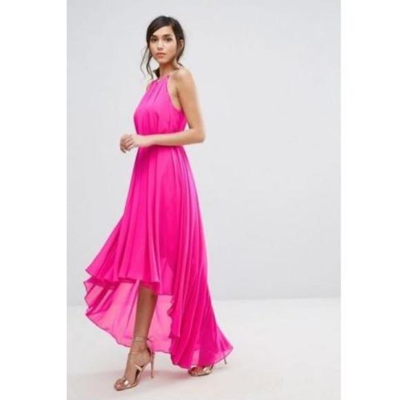 6679e1dba3ba6 Ted Baker Dress size 3 US 8 Harpah High Low Dress